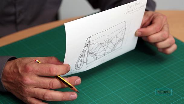 diseño de bolso